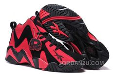 Find Reebok Kamikaze II Mid Mens Fashion Sneaker Basketball Red Black Cheap online or in Footlocker. Shop Top Brands and the latest styles Reebok Kamikaze II Mid Mens Fashion Sneaker Basketball Red Black Cheap at Footlocker. Popular Sneakers, Best Sneakers, Sneakers Fashion, Black Sneakers, Michael Jordan Shoes, Air Jordan Shoes, Shoes 2016, Men's Shoes, Red Shoes