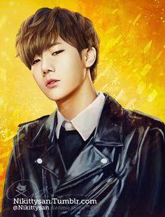 Fan Art / Sungkyu