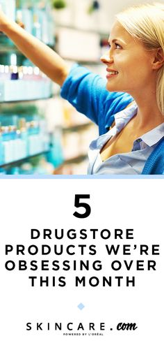 Looking for the best drugstore products to try this fall? We share a roundup of affordable skin care and beauty products that can be purchased at your local drugstore, here.