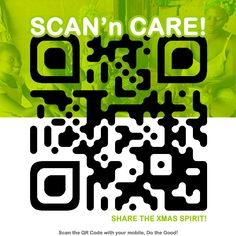 To be human is to care. Scan, Share and Care.  Facebook.com/scanncare