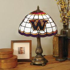 Washington Huskies Tiffany Table Lamp - $149.99