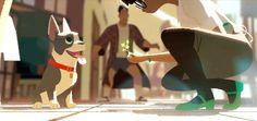 Making of Disney Feast Short ProductionComputer Graphics & Digital Art Community for Artist: Job, Tutorial, Art, Concept Art, Portfolio
