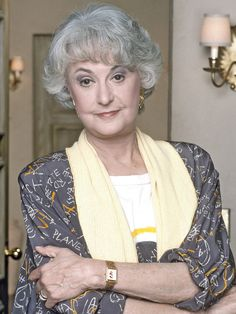 THEME FOR GREAT CITIES: A belated 30th birthday tribute to The Golden Girl...