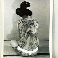 3 horiyoshi tattoo ink on Instagram