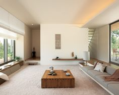 We'll give to you the Minimalist living room tomake your home better with the design you've never seen before. Take a look and enjoy the inspiring design Minimalist Home Decor, Minimalist Living, Minimalist Apartment, Minimalist Lifestyle, Minimalist Scandinavian, Scandinavian Living, Minimalist Bedroom, Japanese Interior Design, Home And Deco