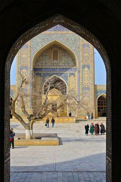 Along the Great Silk Road: Bukhara, Uzbekistan / Photo and Blog by Eleonore Everywhere