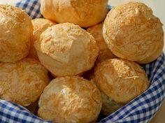 Pão de queijo caseiro light