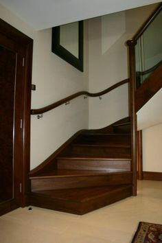 21 Best Stairs And Rails Images In 2012 Hardwood Floors