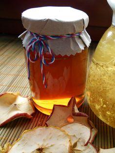 Bezinkový sirup z květů = vůně léta / Elder flower syrup ... taste of summer