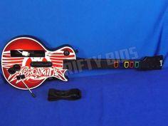RedOctane Aerosmith Les Paul Guitar Hero Controller for Nintendo Wii 95375.805 #RedOctane