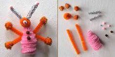 Resultado de imagem para pipe cleaner crafts