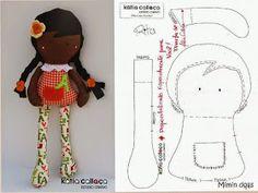 Mimin Dolls: Rita- by Kátia Callaça