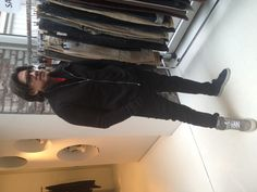 CLIENTS FITTING NEW COLLECTION RICK OWENS