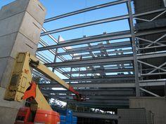 Another project that we worked on.. New build multi-storey car-park (ParkMark Safer Parking Approved). #BuildingOptions #QS #Construction #Consultants #CBC #Bournemouth #QuantitySurveyor #ProjectManager #CommercialManagement #Refurb #NewBuild #Commercial #BQ #Developer #JigsawSolutions #EmployersAgent  #CostPlanning #JointVentures #Property #MSCP #CarPark #ParkMark #SaferParking www.BuildingOptions.co.uk