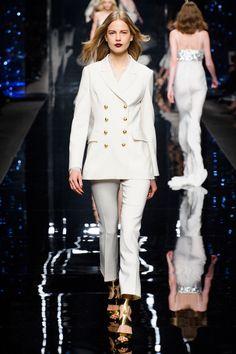 Ermanno Scervino at Milan Fashion Week Fall 2015 - StyleBistro