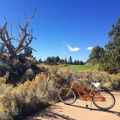 Bicycling at Pronghorn Resort in Bend, Oregon ------------------------ @pronghornresort