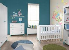 Babyzimmer komplett