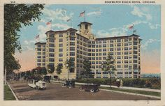 Edge water beach hotel, chicago