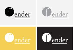 FENDER_EYEWEAR by PAOLO D'AMBROS, via Behance