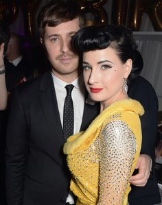 Dita Von Teese Photos: Naomi Campbell's Birthday Party At The Billionaire's Club With BringBackOurGirls