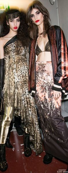 Jean Paul Gaultier Couture Spring 2016 - Backstage