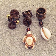 Source New Arrival Cute Coffee color Tortoise Hair Beads For Braids Acc. Source New Arriv Hair Jewelry For Braids, Dread Jewelry, Hair Jewels, Dreadlock Beads, Dread Beads, Hair Beads, Braid Accessories, Dreadlock Accessories, Dreads