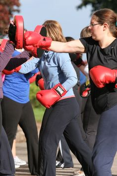 EXERCISE AND FUN. Here at http://www.fitfarms.co.uk/ Fitness Camp, we make exercise fun and enjoyable with new like minded friends. Get pumped up with our trilling boxing exercise activities with stunning outdoor views of the fitness camp location.