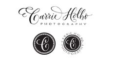 NEW YEAR, NEW LOGO » Carrie Holbo Photography