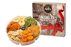 Call Me Nuts Gourmet Dried Fruits Gift Tray 2 lb Delicious and Kosher Dried Kiwi Banana Chips Apricot Turkish Apple Rings Pears California Peaches California Perfect for Holiday Parties *** Want additional info? Click on the image.