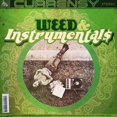 Curren$y  Weed & Instrumental$