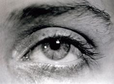 "Man Ray: ""Lee Miller's eye"", 1932"