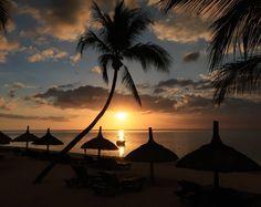 Fast schon kitschig  #taipan_mauritius #mauritius Mauritius, Hotels, Strand, Ceiling Lights, Lighting, Home Decor, Tropical Paradise, Ocean, Island