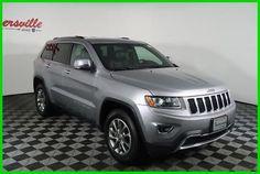 eBay: 2014 Jeep Grand Cherokee Limited RWD SUV 122819 Miles 2014 Jeep Grand Cherokee Limited RWD V6 SUV Backup Camera USB… #jeep #jeeplife