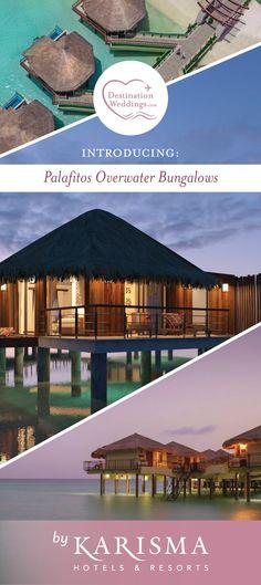 Introducing Palafitos Overwater Bungalows At El Dorado Maroma In Riviera Maya Mexico Can