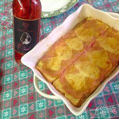 Ricetta Pancarrè farcito al forno: imparate con la vostra Cicetta come realizzare questa semplice ricetta con tante foto e spiegazioni passo dopo passo.