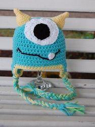 Fun Monster Hat.