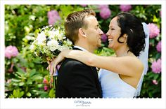 Wedding portrait at Holden Arboretum 9500 Sperry Road  Willoughby, OH 44094