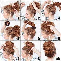 QY 3PCS Hair Mesh Chignon Donut To Make Hair Bun Best Age... https://www.amazon.com/dp/B00O7ABJHC/ref=cm_sw_r_pi_dp_x_4A.DybG1V976Q