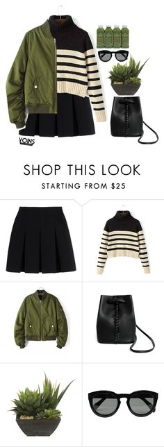 """#Yoins6"" by credentovideos ❤ liked on Polyvore featuring Alexander Wang, Lux-Art Silks and CÉLINE"