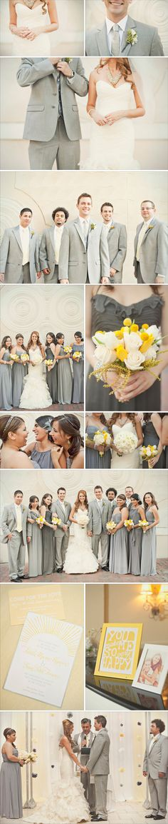 real wedding | felicia + sean - Something Turquoise {daily bridal inspiration}