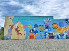 Artist: unknown Location: New Brighton New Zealand Photo: repost - check out…
