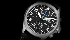 DC 58 - Sporty chronographs - Chronographs - Models | Watch-Manufacture Damasko