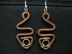 copper wire jewelry ideas - Bing Images