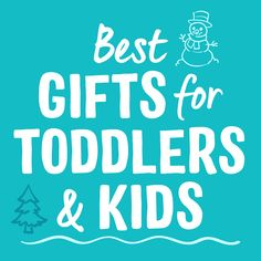 These are our 10 best gifts 🎁 for toddlers & kids, and why! Kids at this age are little sponges, and these are the toys that will reward their curiosity again and again as they come up with their own unique ways to play. #giftsfortoddlers #giftsforkids #melissaanddoug #inspireimagination #bestgiftsforkids Holiday Gift Guide, Holiday Gifts, Best Toddler Gifts, 2 Year Olds, Cool Gifts For Kids, Ready To Play, Christmas Toys, Craft Activities, Toddler Toys