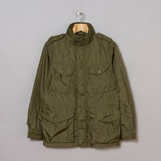 Polo Ralph Lauren Lightweight Canadian Combat Jacket in Madagascar Olive 46b53425acb3