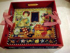 Meral Sanatevi - Handmade - painting -craft house-