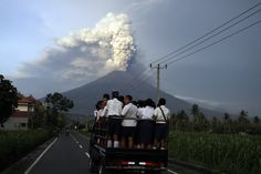 New top story from Time: Firdia Lisnawati and Stephen Wright / APVolcanic Ash Is Keeping Balis Airport Closed for the Second Day in a Row http://time.com/5038796/bali-volcano-mount-agung-airport/| Visit http://www.omnipopmag.com/main For More!!! #Omnipop #Omnipopmag
