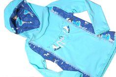 Kapuzenpullis - Mädchenshirt Gr.122/128 - ein Designerstück von C-Fashion-Design…