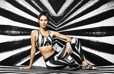 Limited collection Nike Tight of The Moment by Flavio and Jayelle. Check our limited collections http://www.forpro.pl/sklep_dla_biegaczy/kobiety/kolekcje_limitowane