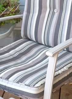Yes, you can make old outdoor furniture look new again without spending hours sanding away rust. Here's how to make it happen!